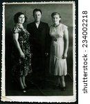 ussr   circa 1960s  an antique...   Shutterstock . vector #234002218