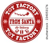 Toy Factory From Santa Grunge...