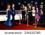 a vector illustration of... | Shutterstock .eps vector #234232780