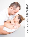 dorsal manipulation | Shutterstock . vector #234243760