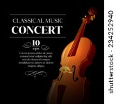 Poster Of A Classical Music...