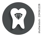 broken tooth icon. dental care...