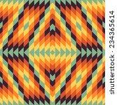 seamless geometric background.... | Shutterstock .eps vector #234365614