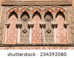 detail of mezquita catedral ... | Shutterstock . vector #234392080