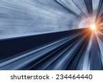 the way forward railway | Shutterstock . vector #234464440