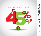 Christmas Sale Big Bright...