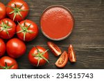 Fresh Cherry Tomato Sauce On...