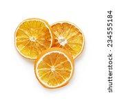 Three Dried Orange Slices From...