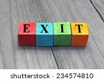 Concept Of Exit