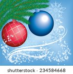an illustration of a tree... | Shutterstock .eps vector #234584668