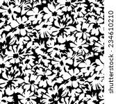 flower pattern | Shutterstock .eps vector #234610210