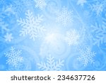vector background with... | Shutterstock .eps vector #234637726