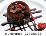Hot Chocolate Pudding With...