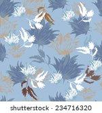 seamles vector background ... | Shutterstock .eps vector #234716320