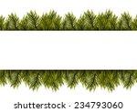 christmas banner | Shutterstock .eps vector #234793060