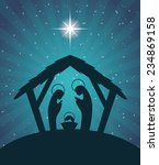 christmas  design   vector... | Shutterstock .eps vector #234869158