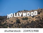 hollywood  california   october ... | Shutterstock . vector #234921988