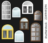 Vector Windows  Arch Sett