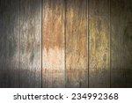 grunge old wood texture... | Shutterstock . vector #234992368
