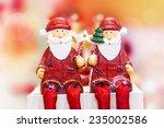 Santa Claus Decoration Figure