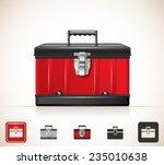 toolbox | Shutterstock .eps vector #235010638