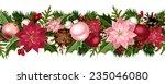 Vector Christmas Horizontal...