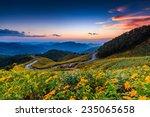 Landscape Sunset Nature Flower...
