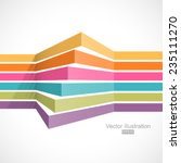 Colorful Horizontal Lines In...