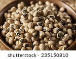 Organic Dry Black Eyed Peas In...