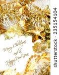 christmas background | Shutterstock . vector #235154104