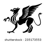 griffin | Shutterstock . vector #235173553