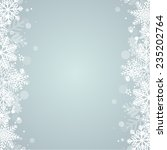 christmas background | Shutterstock .eps vector #235202764
