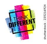 Think Different. Creative Brus...