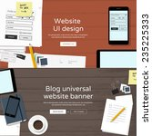 website banners   web ui design ...