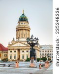 french cathedral  franzosischer ... | Shutterstock . vector #235348336
