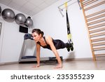 Suspension Strap Workout