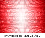 red vector abstract design....