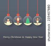 Santa Claus  Snowman  Reindeer...