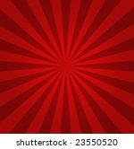 party leather red rays  ... | Shutterstock . vector #23550520
