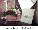 wedding decor and flowers | Shutterstock . vector #235506478