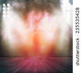 background in show. vector... | Shutterstock .eps vector #235535428