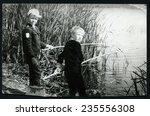 ussr   circa 1950s  an antique...   Shutterstock . vector #235556308