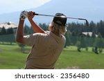 golf swing   Shutterstock . vector #2356480