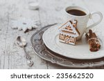 Shabby Chic Style Coffee Cup...