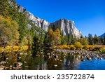 yosemite national park  ... | Shutterstock . vector #235722874