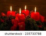 An Advent Wreath For Christmas...