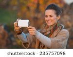 closeup on young woman in...   Shutterstock . vector #235757098