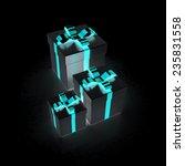 gift boxes | Shutterstock . vector #235831558