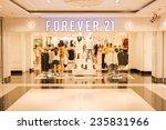singapore   oct 19   forever 21 ... | Shutterstock . vector #235831966