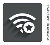 wifi star sign. favorite wi fi...
